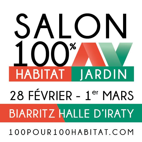 Du 28 février au 1 mars, Ty Bask est présent sur le stand n°46 du Salon 100% Habitat 100% Jardin de Biarritz.