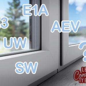 Comprendre les indicateurs d'isolation thermique des fenêtres pour faire le bon choix et économiser de l'énéergie grâce aux matériaux choisis pour l'habitat.